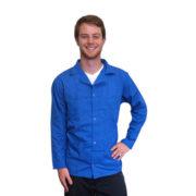 5049-blue-esd-jacket-collar-waist-length