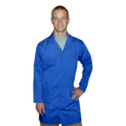 5049-blue-esd-knee-lenght-lab-coat