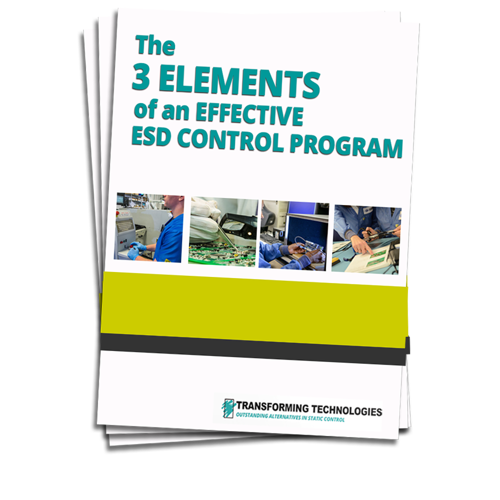3 Elements of an Effective ESD Program